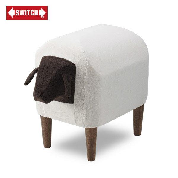 【SWITCH】 FRIEN'ZOO STOOL SHEEP (スウィッチ フレンズー スツール シープ) 【送料無料】 【ポイント10倍】