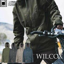 18-19 エルワン スノーボードウェア WILCOX メンズ ジャケット L1 ウィルコック