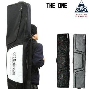 21-22 eb's スノーボードケース ONE WHEEL ワン ウィール 4100332 エビス