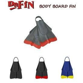 [9/15 0時〜23時59分まで楽天カードでP12倍] 送料無料 DA FIN ダフィン BBフィン ボディボード用フィン スイムフィン DaFin ユニセックス