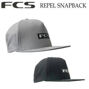 2020 FCS サーフキャップ REPEL SNAPBACK アウトドア 帽子 UPF35+【あす楽対応】