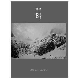 19-20 スノーボード DVD icon 8 1/2 アイコン 8.5 スノーボードムービー【あす楽対応】