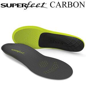 [正規販売店] SUPER FEET スーパーフィート CARBON [カーボン] インソール