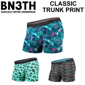 BN3TH マイパッケージ トランクス CLASSIC TRUNK PRINT [5] ショート ベニス MY PAKAGE インナー 下着 プレゼント [メール便発送商品]