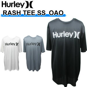 [メール便発送商品] 2021 HURLEY ハーレー メンズ ラッシュガード M RASH TEE SS OAO [MRG2100007] ショートスリーブ 半袖 Tシャツ UVカット 海水浴 プール サーフィン