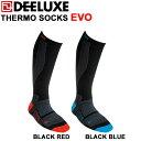 DEELUXE【ディーラックス】THERMO SOCKS EVO [サーモソックス エボ]【スノーボード・ソックス・靴下】 【あす楽対応】