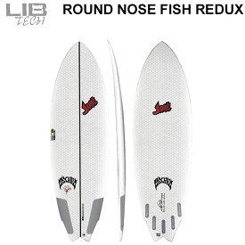 Lib Tech リブテック ROUND NOSE FISH REDUX ラウンドノーズフィッシュ RNF LOST ロスト サーフボード ショートボード MATHEM メイヘム Mat Biolos [条件付き送料無料]