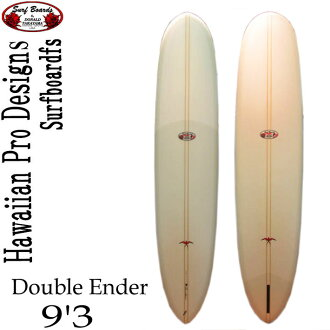 HPDDonald Takayama surfboard Double Ender 9 ' 3 finishing #10315, CLR2 Stringer Matt