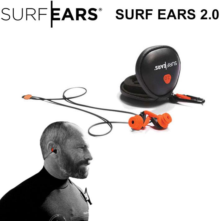 [メール便無料] [即日出荷] サーフィン 耳栓 イヤープラグ シリコン SURF EARS2.0 サーフイヤーズ2.0  サーファーズイヤー 防止 CREATURES クリエイチャー【あす楽対応】