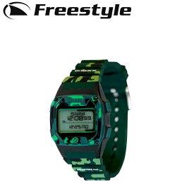 FreeStyle フリースタイル 腕時計 SHARK SKIN DIVER [10026932] CAMO シャーク デジタル時計【あす楽対応】