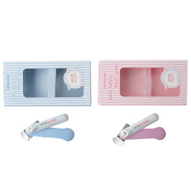Bocas 乳児用安全爪切り 安全キャップがついた乳児用爪切りBocasの爪切りは360度回転送料無料(ゆうパケット)