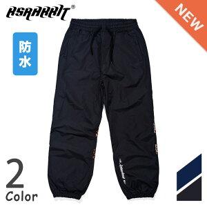 BSRABBIT ACTIVE JOGGER PANTS男女共用 アクティブ ジョガー パンツ スノーボード ウェア 防水 通気性 2色 ブラック ネイビー