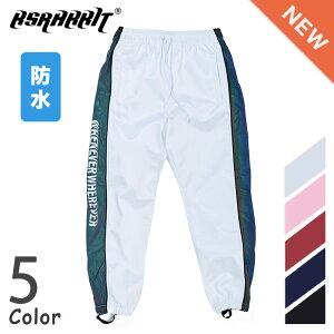 BSRABBIT WW SHINE JOGGER PANT男女共用 シャイン ジョガー パンツ スノーボード ウェア 防水 通気性 5色