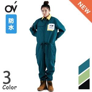 OVYO OUTRO JUMPSUIT男女共用 アウトロ ジャンプスーツ スノーボード ウェア 防水 通気性 3色 ブラック カーキー ベイベリー