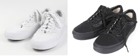 【送料無料】Vans shoes ヴァンズ シューズ ※Old Skool オールドスクール※カラー:ホワイト ブラックどんなスタイルにもマッチするクラシックタイプ※