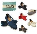 あす楽対応 送料無料 Toms トムズシューズ メンズ キャンバス※ Toms shoes Mens Canvas Classics※【送料無料】 【RCP】【...