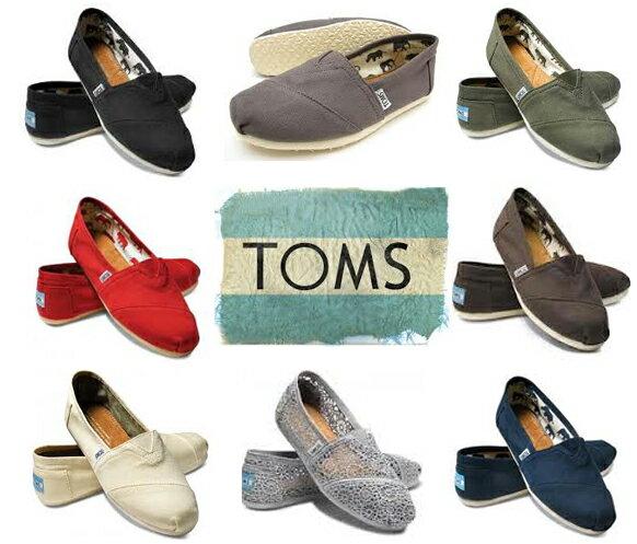 あす楽対応 送料無料 利益還元・特別オファー Toms トムズ シューズ (Toms シューズ) ウィメンズ メンズ キャンバス クラッシック 【スリッポン レディース メンズ】※ Toms shoes Women's Canvas Classics※【RCP】【楽ギフ_包装】