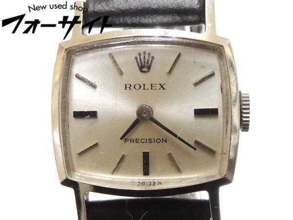 ロレックス■2652 プレシジョン アンティーク レディース 時計∞手巻き CAL.1400 PRECISION H29C