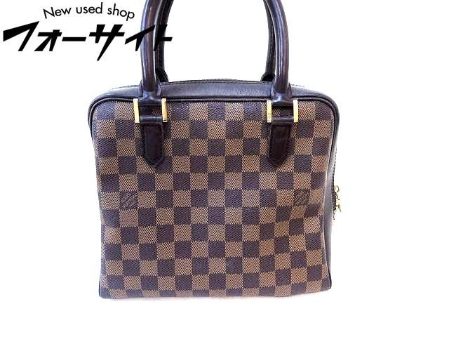 Louis Vuitton ヴィトン■N51150 ブレラ ダミエ ハンドバッグ□30I