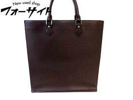 Louis Vuitton ヴィトン■M5207D サック・プラ エピ モカ ハンドバッグ サックプラ□1L