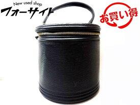 ヴィトン ■ カンヌ エピ M48032 AS0916 バニティバッグ ノワール 黒 ブラック レディース バッグ LOUIS VUITTON □2K