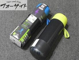 未使用 ブリタ 携帯用 浄水機能付き 水筒 × 2本セット ◆ BRITA micro disc ▼ ブルー イエロー ダークグレー 3A