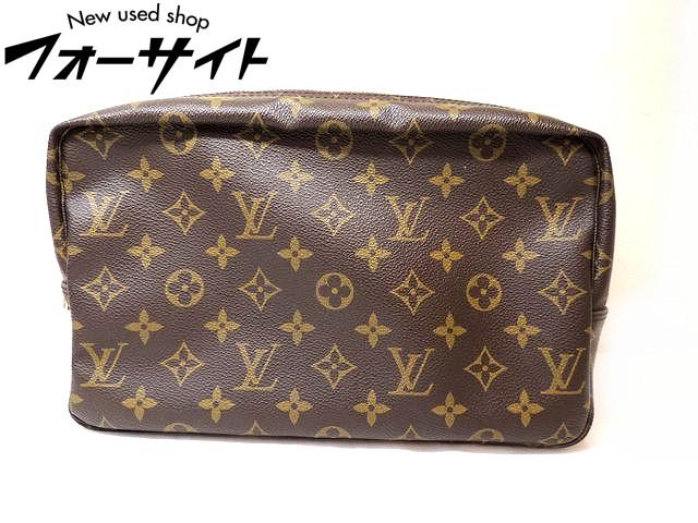 Louis Vuitton ヴィトン■M47522 トゥルーストワレット 28 モノグラム セカンドバッグ□30G
