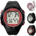 【送料無料】山佐時計計器(ヤマサ)ウォッチ万歩計【WATCH MANPO】TM-500【万歩計・計測器】(腕時計タイプ)