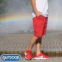 ショートパンツ ハーフパンツ メンズ 半ズボン 水陸両用 夏 ゆったり 太め 大きいサイズ outdoor イージーパンツ 膝上 S M L LL 3L 8592 8593