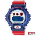 CASIO カシオ G-SHOCK G-ショック Metallic Colors ジーショック Blue and Red Series(ブルー&レッドシリーズ)DW-6…