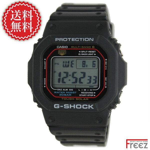 CASIO カシオ G-SHOCK 電波 ソーラー G-ショックジーショック 時計 GW-M5610-1 【電波時計】【送料無料】【あす楽】