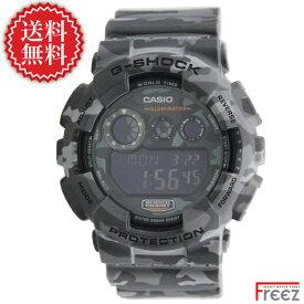 CASIO カシオ G-SHOCK 時計G-ショック ジーショック 時計ビッグケース デジタル CAMOUFLAGE SERIESカモフラージュシリーズ GD-120CM-8【あす楽】【送料無料】ジーショック 腕時計 メンズ