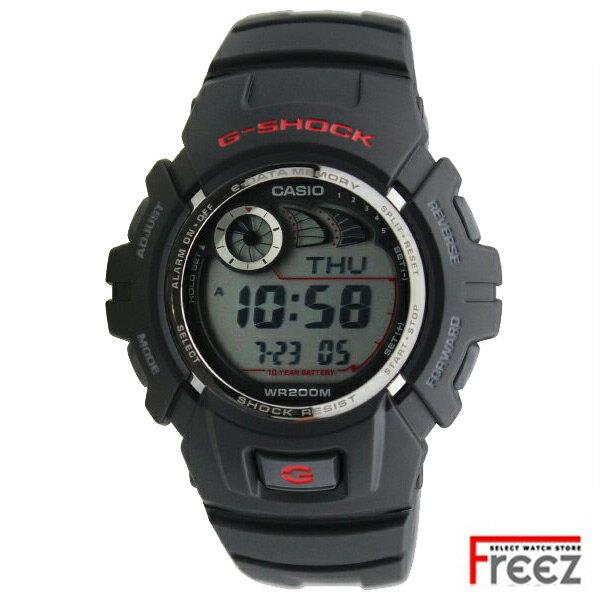 【全品ポイント2倍】【お一人様1点限り】カシオ G-SHOCK ジーショック メンズ 腕時計 G-2900F-1V