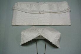 [5組限り即納出来ます](特価・2月25日まで) 婚礼用 掛下 ワンタッチ作り帯び (結婚式 和装 花嫁 ブライダル ウェディング)