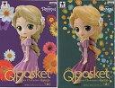 Q posket Disney Characters Rapunzel ラプンツェル 全2種セット
