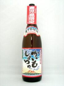【鹿児島限定】かいもしょちゅ 25度1.8L 白金酒造