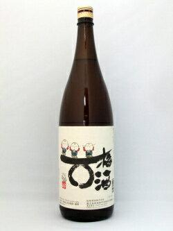 【限定品】利右衛門さんの梅酒 14度1800ml 指宿酒造【母の日 焼酎】