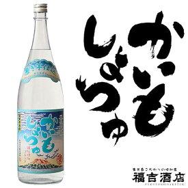 【芋焼酎】かいもしょちゅ28どん 28度 1800ml【白金酒造 本格焼酎 薩摩焼酎】