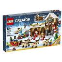 レゴ クリエイト LEGO Creator 10245 サンタのワークショップ Creator Expert Santa's Workshop レゴブロック 男...