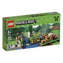 レゴ マインクラフト LEGO Minecraft 21114 ザ ファーム The Farm レゴブロック 男の子 女の子 知育玩具【並行輸入品】