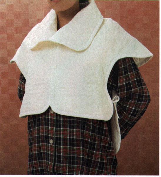 パシーマ パジャマ 肩当て 男女兼用 健康 安眠グッズ おやすみ肩当て 就寝用【日本製】