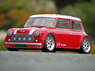 7206 HPI Rover Mini Cooper bodies