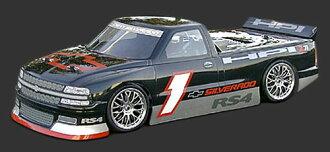 HPI 7401 Chevrolet ballad body (200 mm)