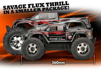 106571 HPI Savage XS FLUX RTR