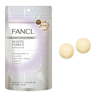 FANCL5383/켈 화이트 고급 약 30 일 분