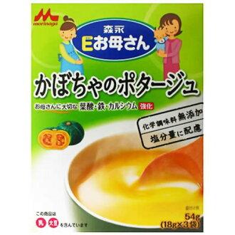 Morinaga E moms squash soup 18 g * bag 3