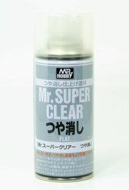 Mr.HOBBY B514 Mr.スーパークリアー(溶剤系スプレー)つや消し 《コート》