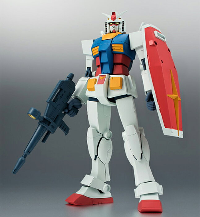 ROBOT魂 <SIDE MS> RX-78-2 ガンダム ver. A.N.I.M.E. 《完成済TOY》