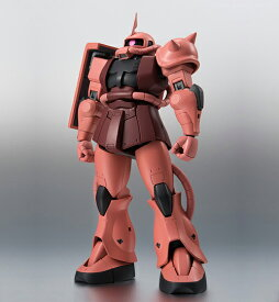 ROBOT魂 <SIDE MS> MS-06S シャア専用ザク ver. A.N.I.M.E. 《完成済TOY》