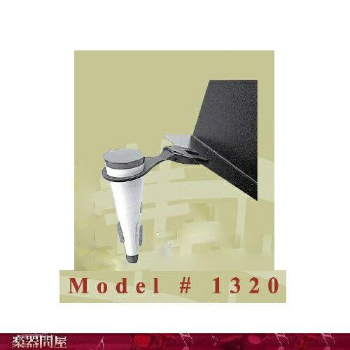 マンハセット 譜面台 ミュートホルダー トランペット M1320 model #1320